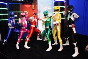 Todos Os Power Rangers Conheca Cada Um Dos Esquadroes