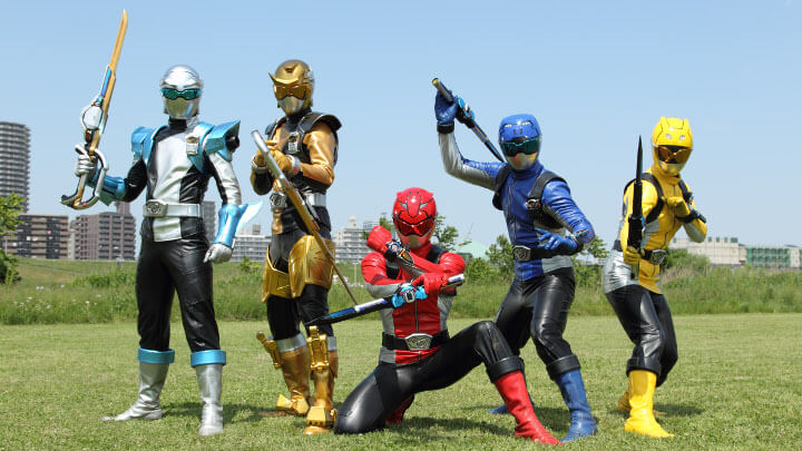 power rangers beast morphers - 720×405