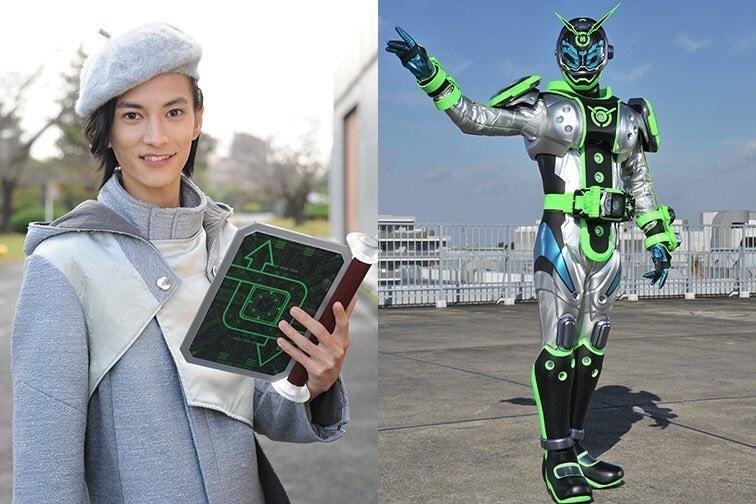 Kamen Rider Woz aparecerá em janeiro em Kamen Rider ZI-O