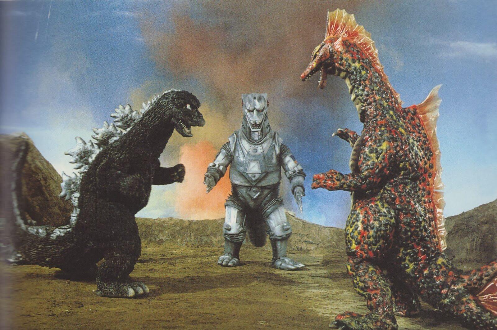 O Terror do Mechagodzilla (1975)