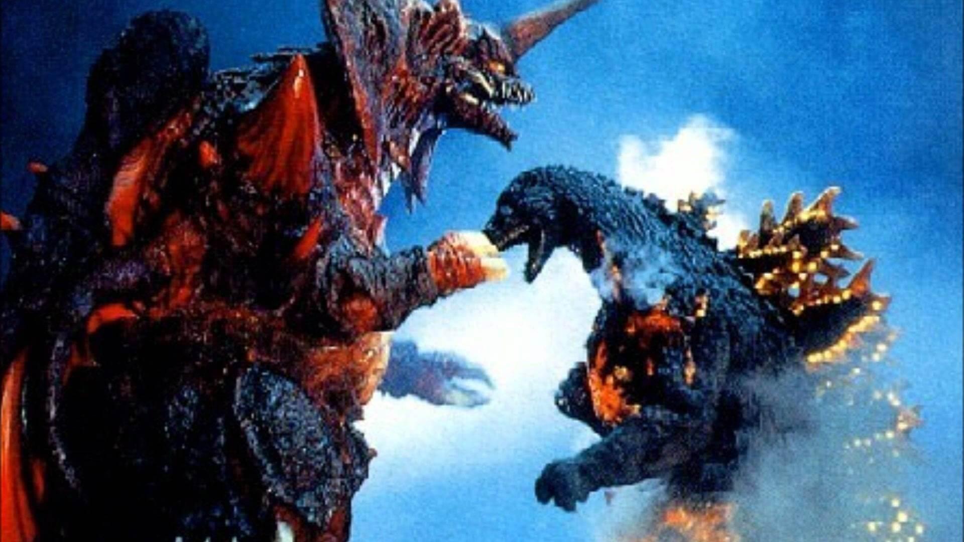 Godzilla vs. Destroyer (1995)