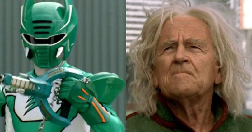 Morre Bruce Allpress, ator de Power Rangers Jungle Fury