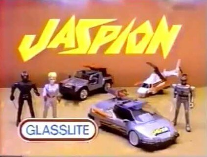 jaspion marketing